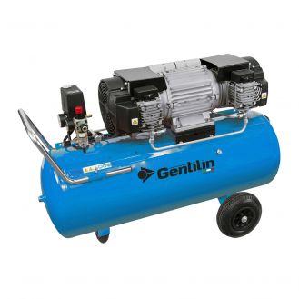 Compresor de aer fara ulei Gentilin, EK660/100, 90 l, 3.2 KW, 10 bar, 660 l/min