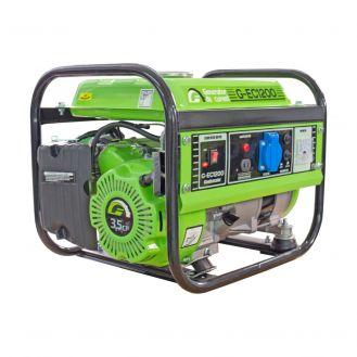 Generator de curent pe benzina Greenfield G-EC1200, portabil, monofazat, 1.1 kVA