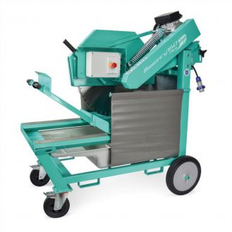 Masina electrica de taiat caramida Imer Masonry 750 PLUS, disc 750 mm, motor 400V, 5.5 kW, adancime max. de taiere 300 mm