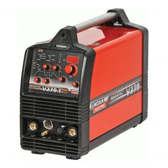 Aparat sudura TIG/ MMA Lincoln Electric INVERTECV270-TP, 270 A, electrozi 1.6-5  mm
