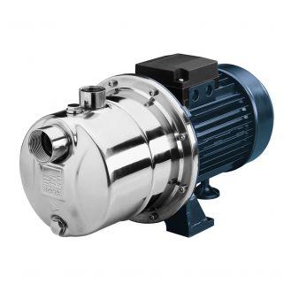 Pompa de suprafata autoamorsanta Ebara JESXM8, 600 W, debit 2700 l/h, inaltime refulare 37 m, monofazata