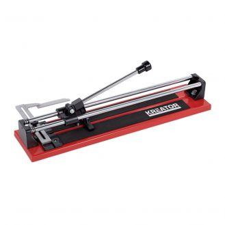 Masina manuala de taiat gresie si faianta Kreator KRT001002, lungime taiere 500 mm, grosime de taiere 0 - 14 mm