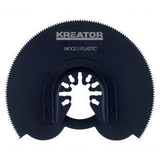Disc segmentat Kreator KRT990020, 90 mm, pentru masini multifunctionale