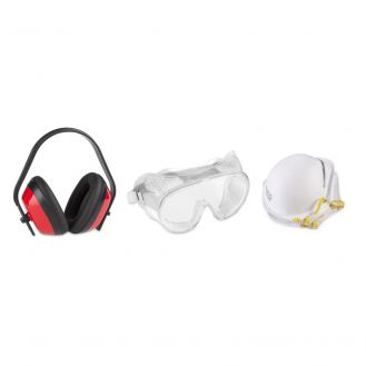 Set protectia muncii Kreator KRTS60001