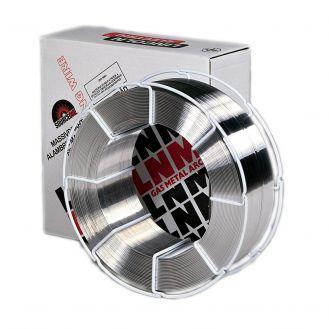 Bobina sarma otel inoxidabil pentru sudura Mig-Mag Lincoln Electric LNM304LSI_0.8X5*, diametru 0.8 mm, greutate 5 kg, pentru otel inox