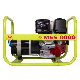 Generator de curent pe benzina PRAMAC MES8000, portabil, monofazat, 7.2 kVA