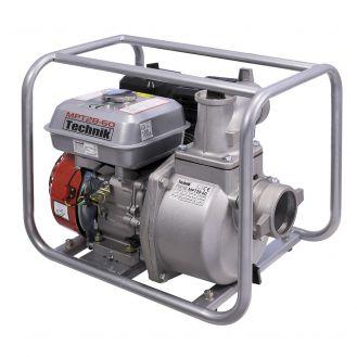 """Motopompa 3"""" Technik MPT28-60_EUROV, motor euro V, benzina, putere 7.5 CP, debit 60000 l/h, inaltime refulare 28 m"""