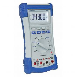 Multimetru Peaktech P_3430_USB digital, 1000V DC / 700 V AC ~ 10 A AC / DC