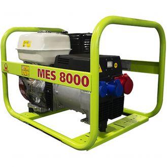 Generator de curent pe benzina PRAMAC MES8000T, portabil, trifazat, 8.3 kVA