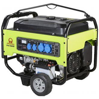 Generator de curent pe benzina PRAMAC PX10000, portabil, monofazat, 9.3 kVA, pornire electrica