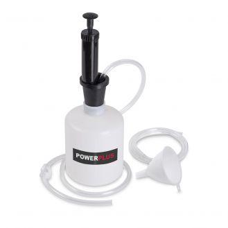 Dispozitiv de extractie pentru ulei si combustibil Powerplus POWACG8010