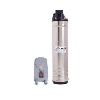"Pompa submersibila periferica Wasserkonig SI4847, diametru 4"", putere 1100 W, debit 2820 l/h, inaltime refulare 48 m"