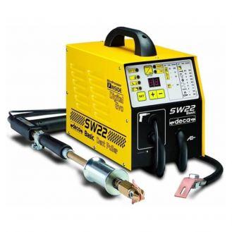 Aparat sudura in puncte Deca SW22BASIC, 2200 A, cu accesorii