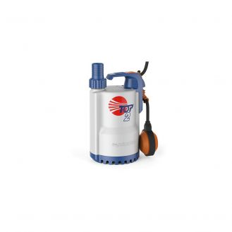 Electropompa submersibila de drenaj pentru ape curate Pedrollo TOP5-10M, 0.92 kW, inaltime max. refulare 15 m, debit 360 l/min.