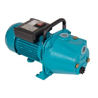 Pompa autoamorsanta de gradina Wasserkonig WKE8-50, fonta, putere 1100 W, debit 3600 l/h, inaltime refulare 50 m