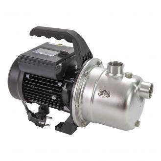 Pompa autoamorsanta de gradina Wasserkonig WKPX3000-35, inox, putere 550 W, debit 3000 l/h, inaltime refulare 35 m