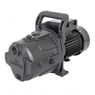 Pompa autoamorsanta de gradina Wasserkonig WSKG5155, fonta, putere 1300 W, debit 5100 l/h, inaltime refulare 55 m