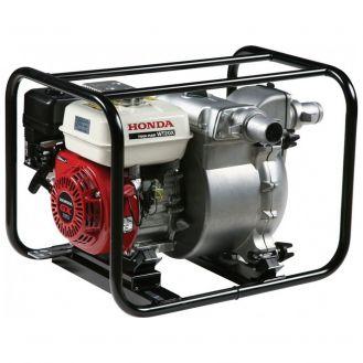 "Motopompa 2"" autoamorsanta cu cadru de transport, pentru ape murdare Honda WT20XK4, motor benzina Honda Stage V, debit 700 l/min, Hmax 26mca"