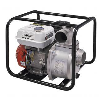 """Motopompa 3"""" Wassertechnik WTH60_EUROV, motor euro V, benzina, putere 7.5 CP, debit 60000 l/h, inaltime refulare 30 m"""