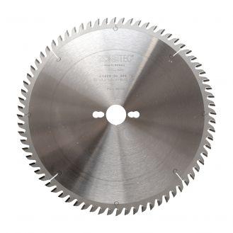 Disc Zonetec ZA2243030072 pentru fierastrau circular, D 30X300 mm, 72 dinti, taieri universale