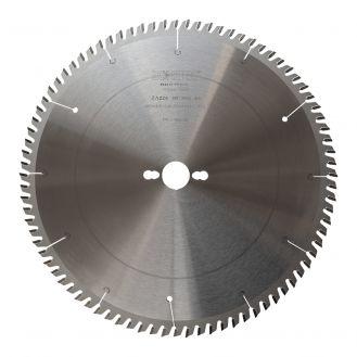 Disc Zonetec ZA2243035084 pentru fierastrau circular, D 30X350 mm, 84 dinti, taieri universale