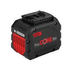 Acumulator Li-Ion Bosch ProCORE 18 V, 12.0Ah Professional